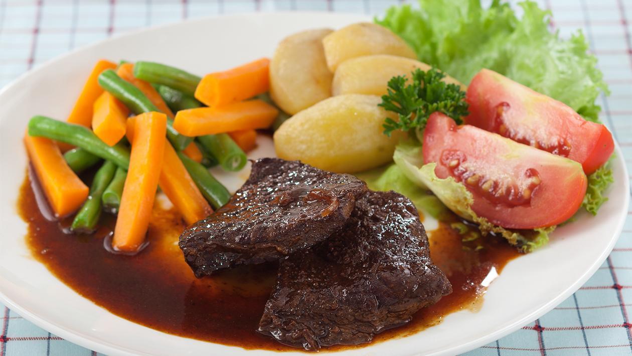 Beef Bistik