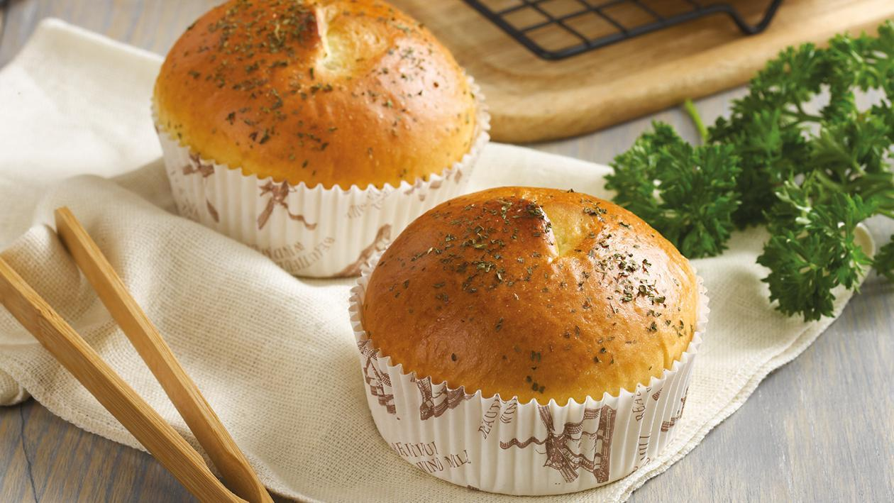 Chicken And Mushroom Sweet Buns