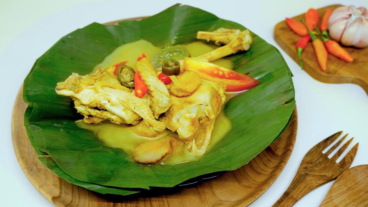 Chicken Garang Asem