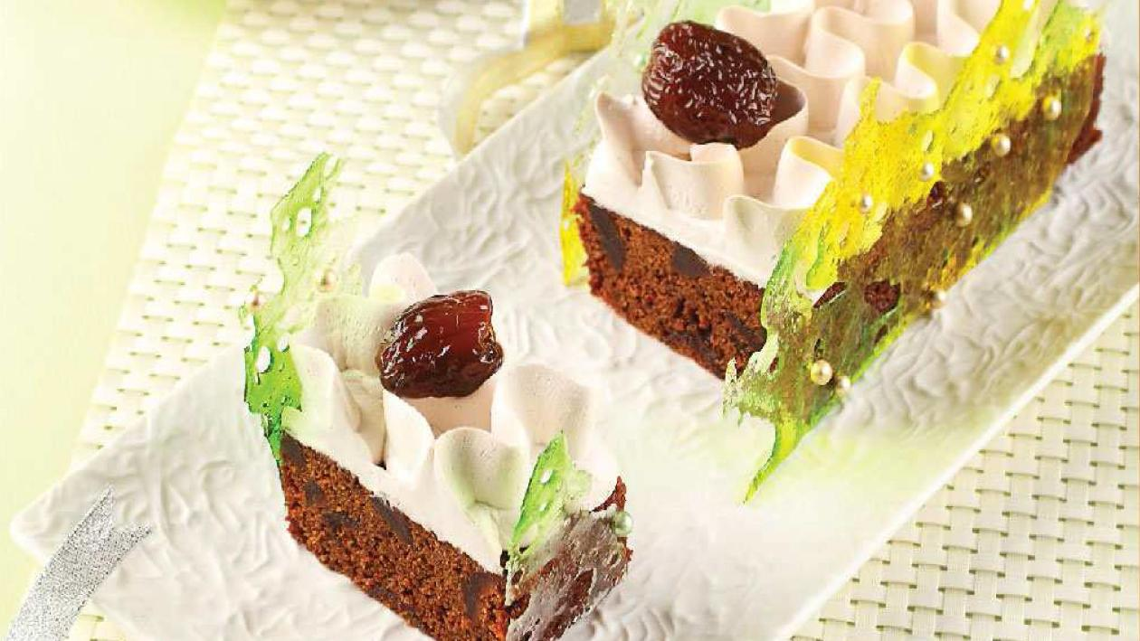 Dates & Caramel Cake/Pudding