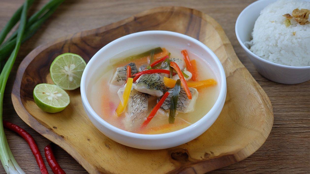 Gurame Fish Soup
