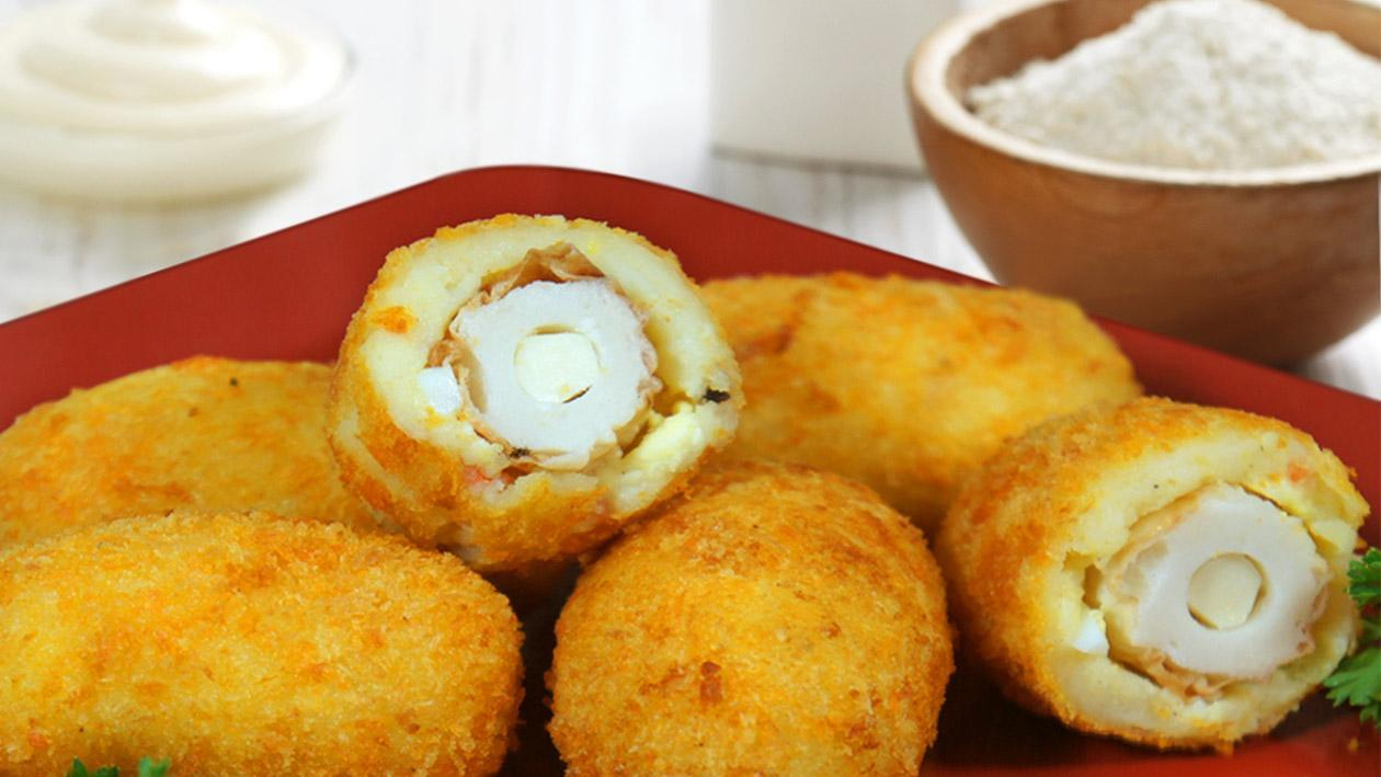 Japanese Croquette