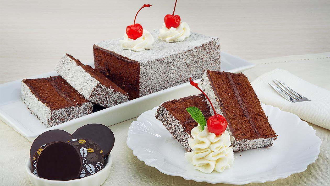 Lamicho Cake