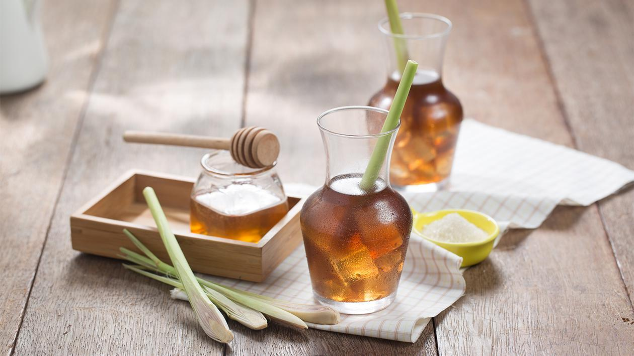 Lemongrass Ice Tea
