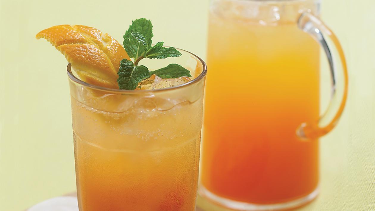 Orange Mandarin Squash