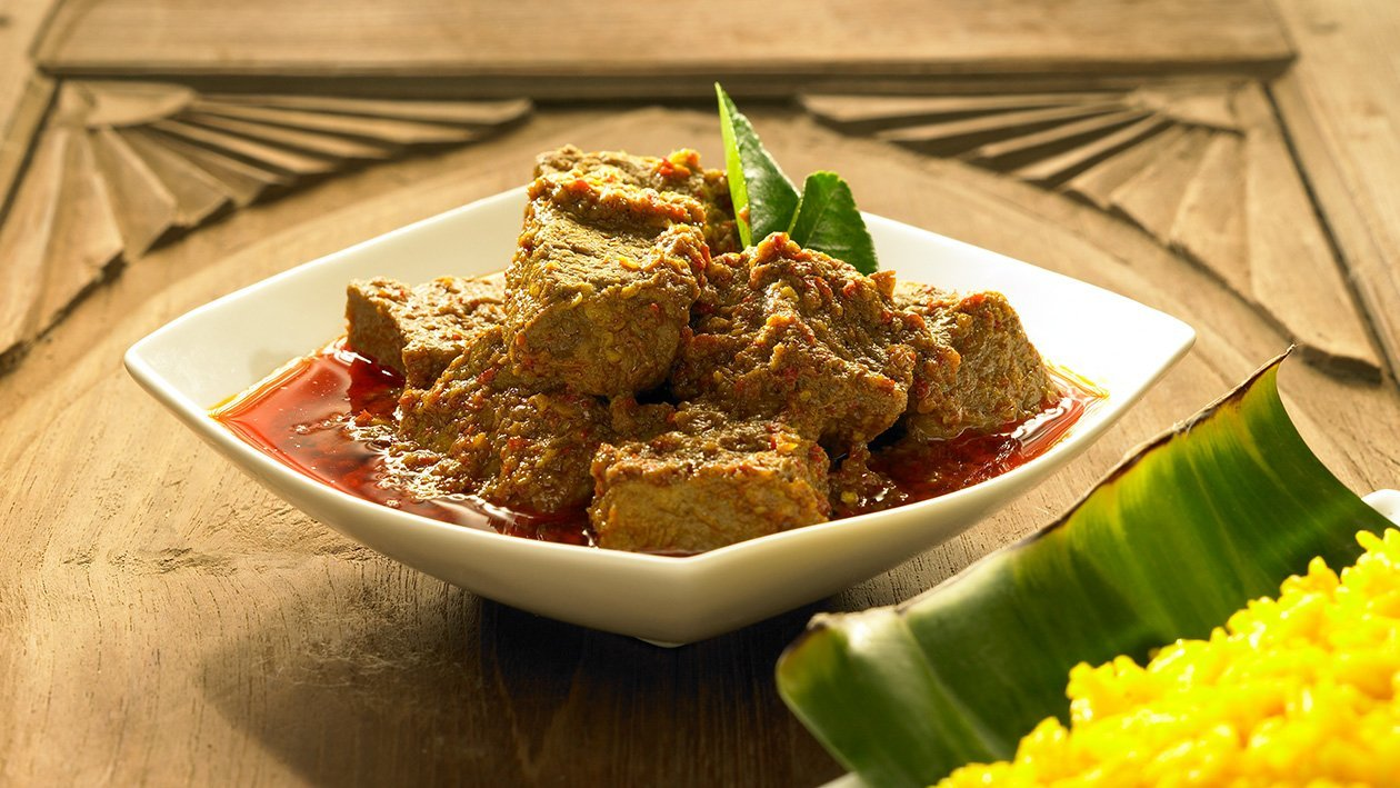 Padang Beef Rendang