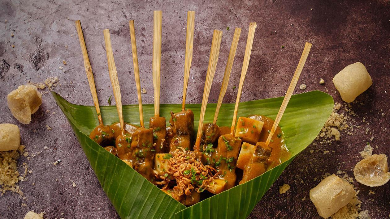 Padang Satay