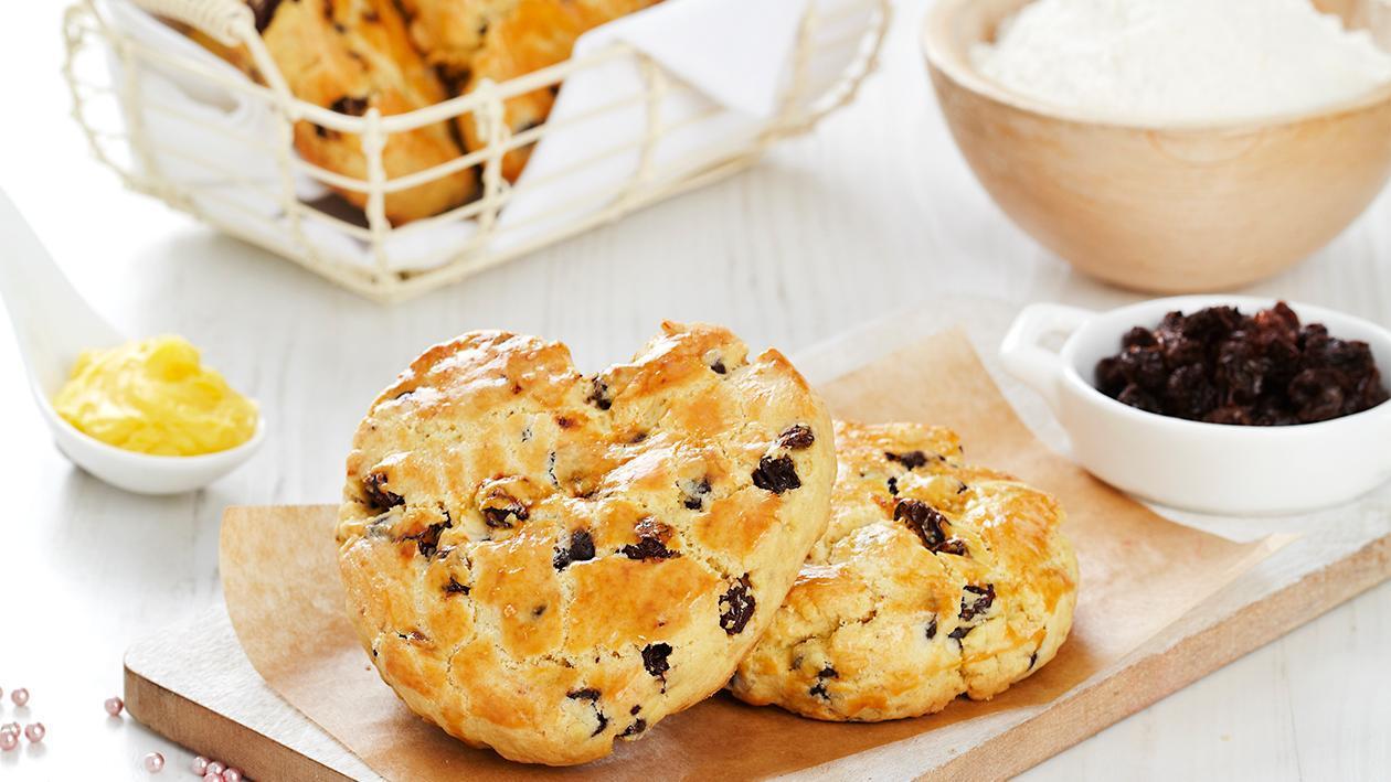 Potato Scones Cookies