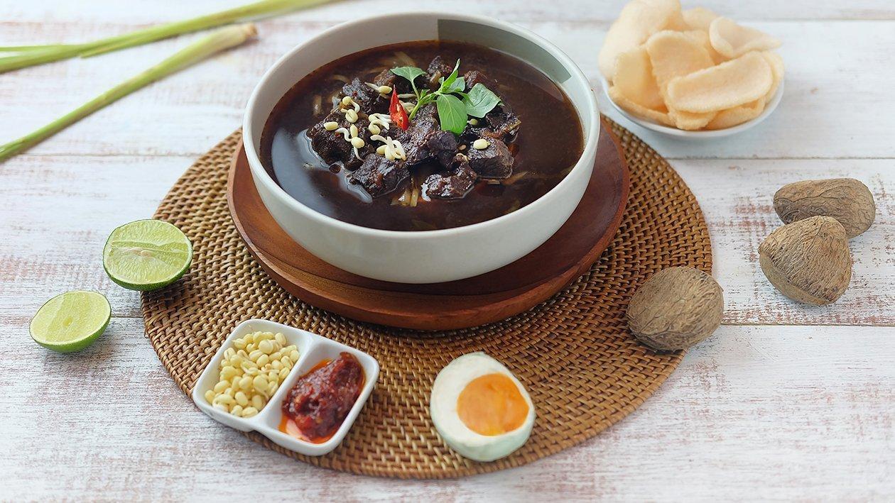 Rawon Rice