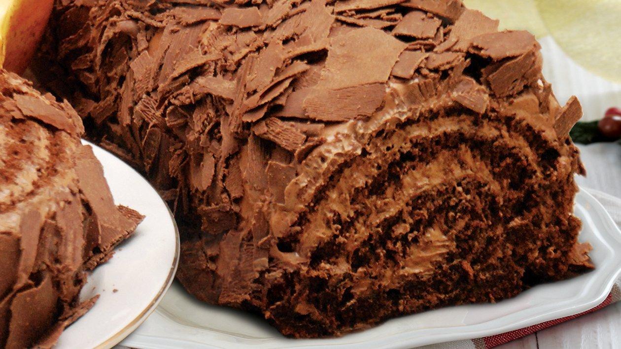 Snoep Choco Roll Cake