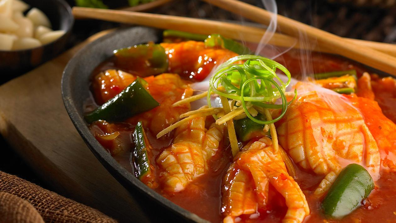 Squid Hot Plate