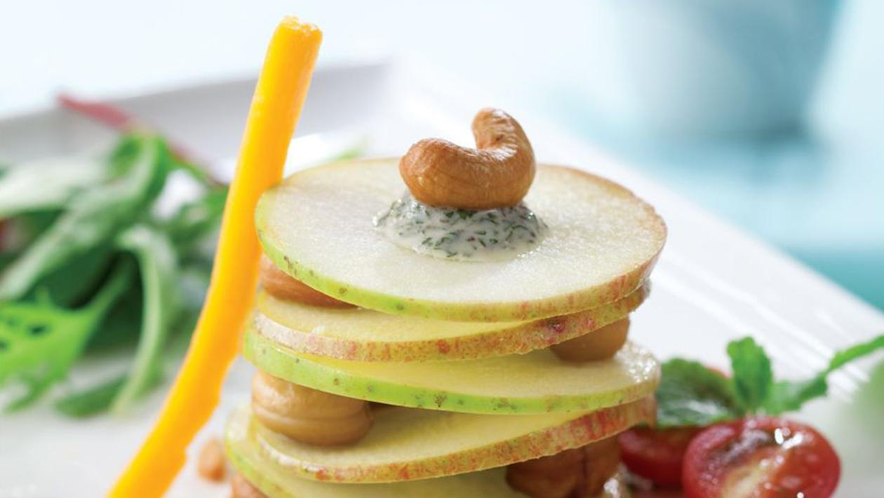 Waldorf Salad with Hellmann's Mint Mayo