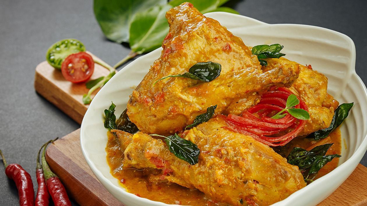 Woku Chicken