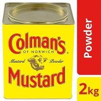 Colman's English Mustard Powder 2kg