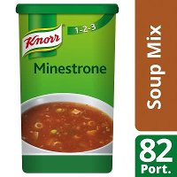 Knorr 123 Minestrone Soup 14 Litre