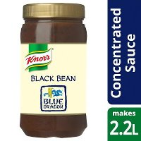 Knorr Blue Dragon Black Bean Concentrated Sauce 1.1L