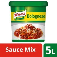 Knorr Bolognese Sauce Mix 5L