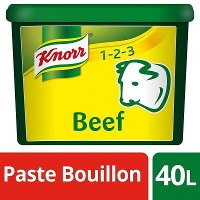 Knorr Gluten Free Beef Paste Bouillon 40L
