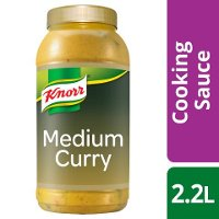 Knorr Medium Curry 2.5L