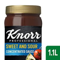 Knorr Professional Blue Dragon Sweet and Sour Concentrated Sauce 1.1L