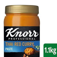 Knorr Professional Blue Dragon Thai Red Curry Paste 1.1kg