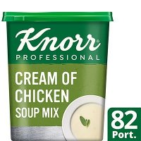 Knorr Professional Cream of Chicken Soup 14L