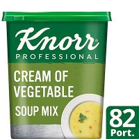 Knorr Professional Cream of Vegetable Soup 14L