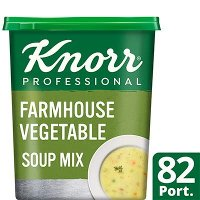 Knorr Professional Farmhouse Vegetable Soup 14L