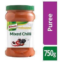 Knorr Professional Mixed Chilli Puree 750g