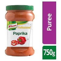 Knorr Professional Paprika Puree 750g