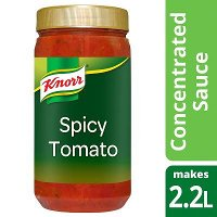 Knorr Spicy Tomato Concentrated Sauce 1.1L