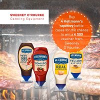 Your chance to win a 500€ voucher from Sweeney O'Rourke