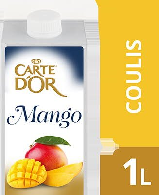 Carte D'Or Mango Coulis 1L -
