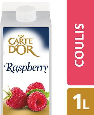 Carte D'Or Raspberry Coulis 1L