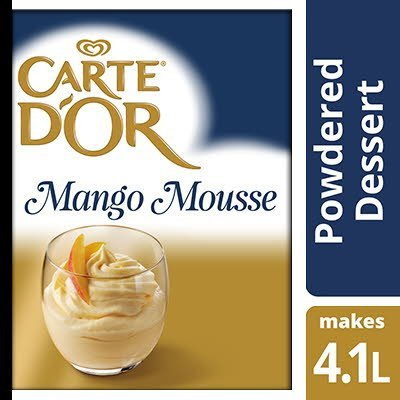 Carte D'Or Mango Mousse 3 x 190g (570g)