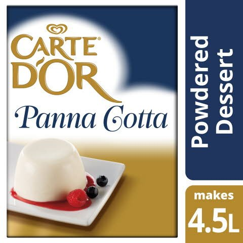 Carte D'Or Panna Cotta 520g -