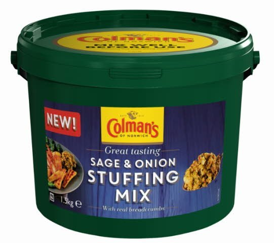 Colman's Sage & Onion Stuffing Mix 1.5kg