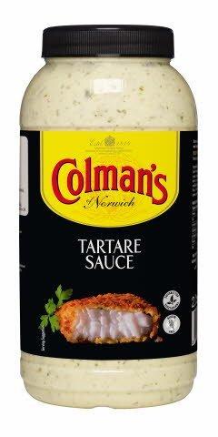 Colman's Tartare Sauce 2.25L
