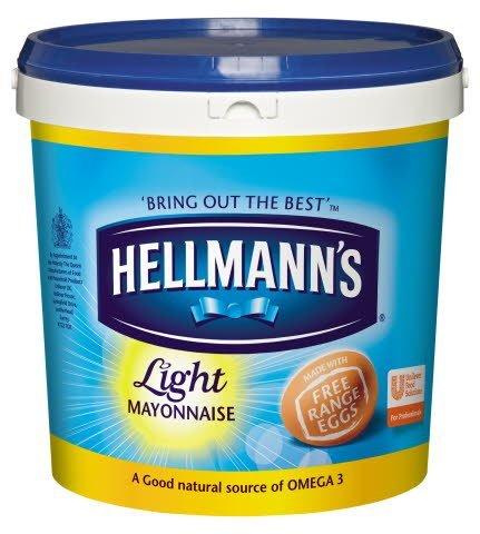 Hellmann's Light Mayonnaise 10L