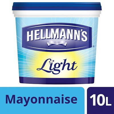 Hellmann's Light Mayonnaise 10L -