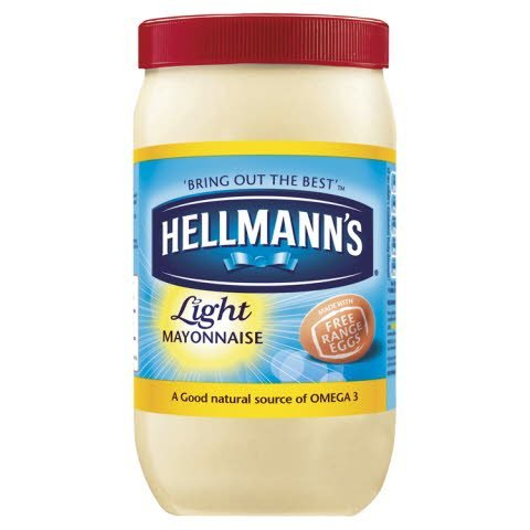 Hellmann's Light Mayonnaise 2L