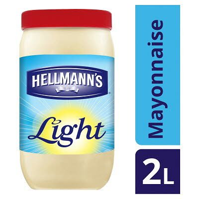 Hellmann's Light Mayonnaise 2L