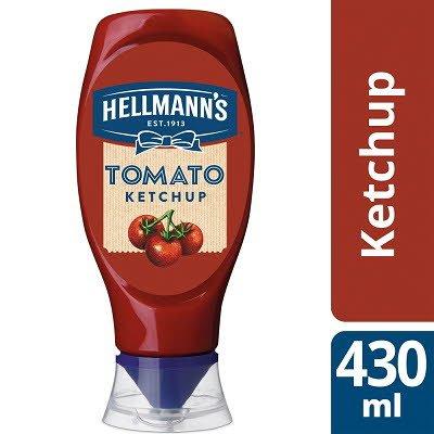 Hellmann's Tomato Ketchup 430ml -