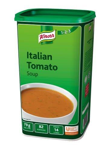 Knorr 123 Italian Tomato Soup 14L
