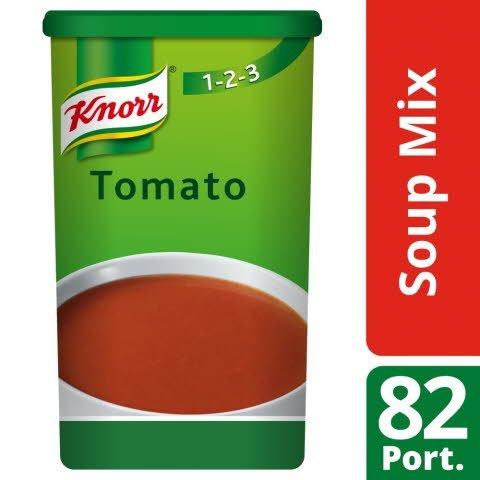 Knorr 123 Tomato Soup 14 Litre -