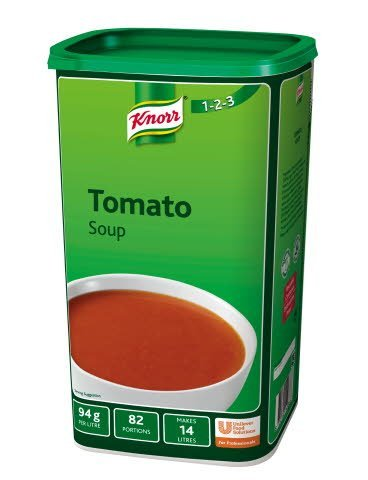 Knorr 123 Tomato Soup 14L