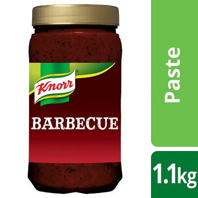 Knorr Barbecue Paste 1.1kg -