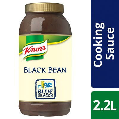 Knorr Blue Dragon Black Bean Sauce 2.2L -