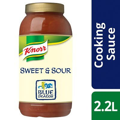 Knorr Blue Dragon Chunky Sweet and Sour Sauce 2.2L -