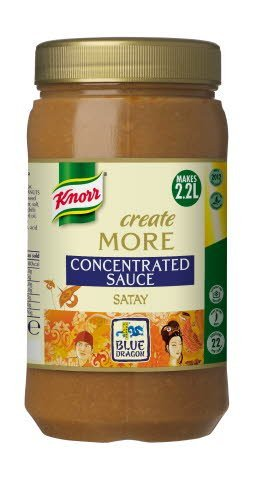 Knorr Blue Dragon Satay Concentrated Sauce 1.1L